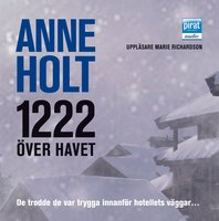 1222 över havet - Anne Holt