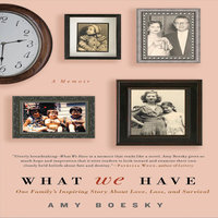 What We Have - Amy Boesky