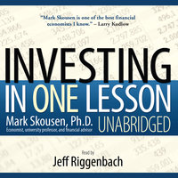 Investing in One Lesson - Mark Skousen