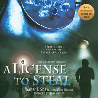 A License to Steal - Mary Jane Robinson,Frank Vincent