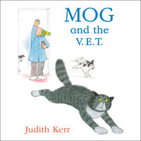 Mog and The Vee Ee Tee - Judith Kerr