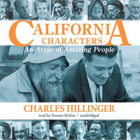 California Characters - Charles Hillinger