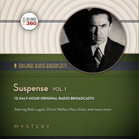 Suspense, Vol. 1 - Hollywood 360,CBS Radio