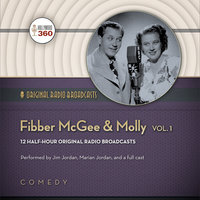 Fibber McGee & Molly Vol. 1 - Hollywood 360