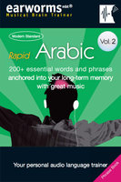 Rapid Arabic Vol. 2 (Modern Standard) - earworms MBT