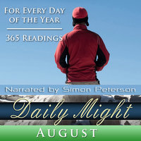 Daily Might: August - Simon Peterson