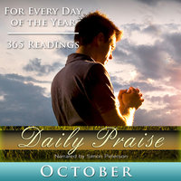 Daily Praise: October - Simon Peterson