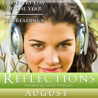 Reflections: August - Simon Peterson