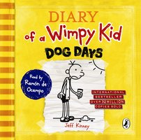 Dog Days (Diary of a Wimpy Kid book 4) - Jeff Kinney