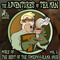 The Adventures of Tea Man - Mitchell Pearson