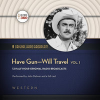 Have Gun-Will Travel, Vol. 1 - Hollywood 360