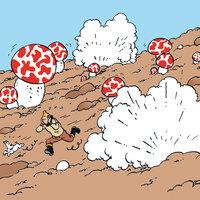 Den mystiska stjärnan - Hergé