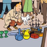 Enhörningens hemlighet - Hergé