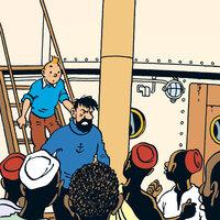 Koks i lasten - Hergé