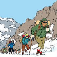 Tintin i Tibet - Hergé