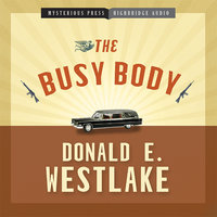 The Busy Body - Donald E. Westlake