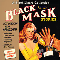 Black Mask 11 - Middleman for Murder - Otto Penzler