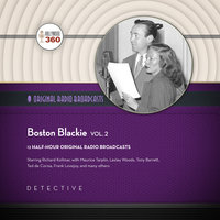 Boston Blackie Vol. 2 - Hollywood 360