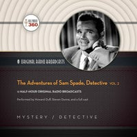 The Adventures of Sam Spade, Detective Vol 2 - Hollywood 360
