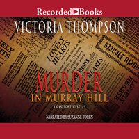 Murder in Murray Hill - Victoria Thompson