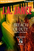 Breach of Duty - J.A. Jance