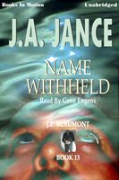Name Withheld - J A Jance