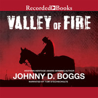 Valley of Fire - Johnny D. Boggs