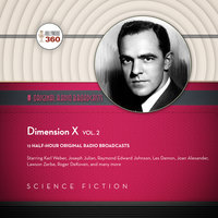 Dimension X, Vol. 2 - Hollywood 360