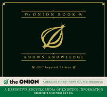 The Onion Book of Known Knowledge - The Onion