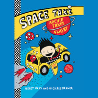 Space Taxi - Wendy Mass,Michael Brawer