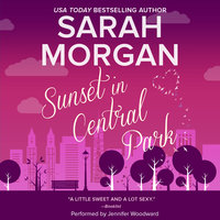 Sunset in Central Park - Sarah Morgan