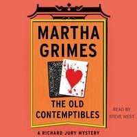 The Old Contemptibles - Martha Grimes