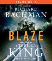 Blaze - Richard Bachman