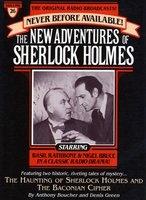 The Haunting of Sherlock Holmes and Baconian Cipher - Denis Green,Anthony Boucher