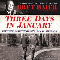 Three Days in January - Bret Baier,Catherine Whitney