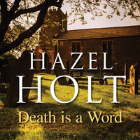 Death is a Word - Hazel Holt