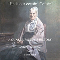 He is our cousin, Cousin - Antony Barlow