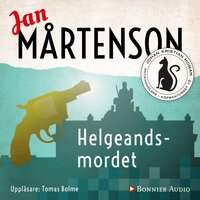 Helgeandsmordet - Jan MÃ¥rtenson