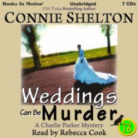Weddings Can Be Murder - Connie Shelton