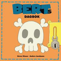 Ljudbok Berts dagbok 3 av Anders Jacobsson