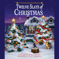 Twelve Slays of Christmas - Jacqueline Frost