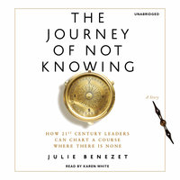 The Journey of Not Knowing - Julie Benezet