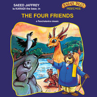 The Four Friends - Shobha Viswanath