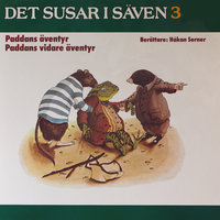 Det susar i säven 3 - Kenneth Grahame
