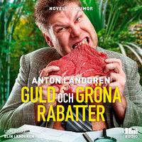 Guld och gröna rabatter - Anton Landgren
