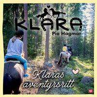 Klaras äventyrsritt av Pia Hagmar