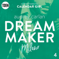 Dream Maker - Del 4: Milano - Audrey Carlan
