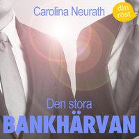 Den stora bankhärvan : finansparet Hagströmers och Qvibergs uppgång och fall : + HQ av Carolina Neurath