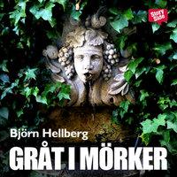 Ljudbok Gråt i mörker av Björn Hellberg