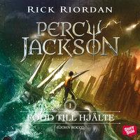 Ljudbok Född till hjälte av Rick Riordan